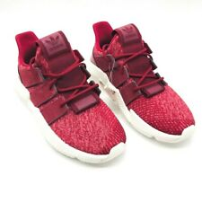 Adidas Womens Prophere Running Shoes Red B37635 Low Top Lace Up 7.5 M New