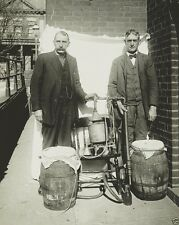 Revenue agent men pose with a whiskey still during Prohibition New 8x10 Photo