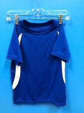 NEW Soccer Jersey Size Youth Small Royal Blue