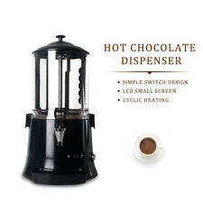Hot Chocolate Beverage Dispenser Maker Soybean Milk Bain Marie Machine 10l Ce