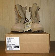 Belleville  Hot Weather Boots Leather/Nylon Gore-Tex 15W Wide Desert Tan NWT
