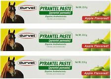 Durvet Pyrantel Paste Wormer,23.6gm Pack of 3