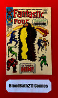 Silver Age Comic Fantastic Four #67! Origin And 1st App Of HIM! Key Issue Book🔥