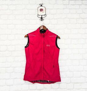 Gore Bike Windstopper Women's Cycling Running Vest Bodywarmer Size S