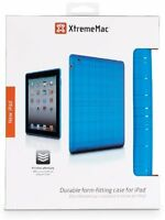 Imation Corp PAD-TW3-23 XtremeMac TuffWrap Case for iPad 1/2/3/4 Peacock Blue