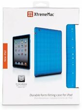 Imation Corp PAD-TW3-23 XtremeMac TuffWrap Case for iPad 1/2 Peacock Blue