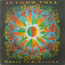 JETHRO TULL Roots To Branches World Tour 1995 1996 Brochure Program Ian Anderson