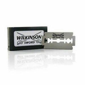 Wilkinson Sword Double Edge Razor Blades - Premium Safety - Choose Quantity - DE