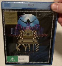 Aphrodite Les Folies [Live in London] by Kylie Minogue 3D Blu-ray 2 Discs New