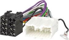 Cable adaptador conector radio OEM A ISO Mitsubishi, Dodge, Hyundai, Galloper