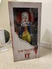 Mezco Living Dead Dolls Presents Pennywise - It 1990