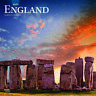 England UK London 2020 Square Wall Calendar by Browntrout Free Post