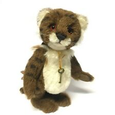 Tigerlily ~ Limited Edition Mohair Tiger By Charlie Bears ~ Adorable!!