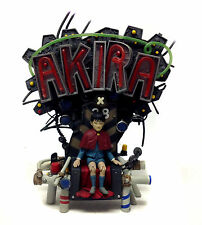 McFarlane Toys 3D Animation Japan 1997 AKIRA AND THRONE figure, VERY RARE