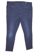 G-Star Raw Jeans 'DAVIN 3D LOW BOYFRIEND WMN' Dark Aged W34 L34 AU16 US12 Womens