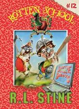 Battle of the Dum Diddys Rotten School No. 12 by R. L. Stine (2011, Book, Other)