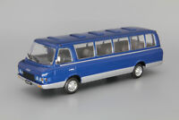 ZIL-118K Yunost Youth Soviet Microbus 1970 Year 1:43 Scale Collectible Model Car