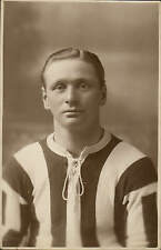 Soccer / Football. Bristol Rovers Player ? by H.M.Veale, Bristol.