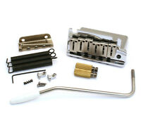 099-2050-000 Fender American Series Chrome Tremolo Assembly w/Offset Saddles