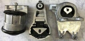 3pc Motor Mounts fits Ford Explorer 2011 2012 2013 14 15 16 2017 3.5L Non Turbo