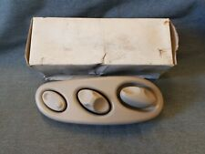 NEW OLD STOCK JAGUAR XK8 XKR SEAT SWITCHPACK CONTROL ELECTRIC IN OATMEAL