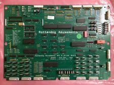 Brand New MPU011C MPU Board for Williams Sys 11C pinball machines