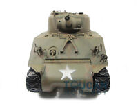 Mato 1/16 Full Metal M4A3 Sherman RC Tank Infrared Recoil Army Green 1230 KIT