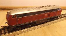 Märklin H0 3075 Locomotiva diesel BR 216 025 7 DB PRIMA CLASSE TESTATO