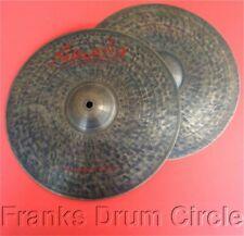 "Amedia Kommagene Series 13"" Hi Hat Cymbals MADE IN TURKEY"