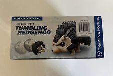 My Robotic Pet Tumbling Hedgehog STEM Building Kit Thames & Kosmos TOTY Finalist