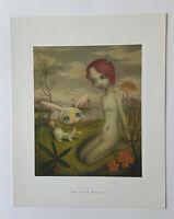 Mark Ryden The Last Rabbit Portfolio Print Wow! Mint Pop Surrealism