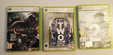 Videogames Giochi XBOX 360 - Lost Planet -  Army of two - Ghost Recon 2