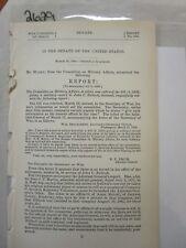 Govt Report Civil War Co C 7th Regiment Kentucky Volunteer Infantry #2629
