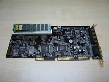 Terratec AudioSystem EWS64 S, ISA Soundkarte mit 16MB RAM-Modul