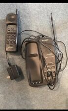 Vintage 90s Sony SPP-A940 900MHz Cordless Phone w/ Answering System