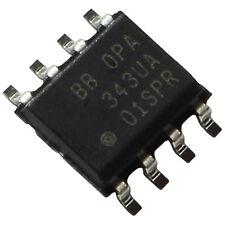 OPA343UA Burr Brown Op-Amplifier 5,5MHz 6V/µs Single Supply OpAmp SO-8 855950
