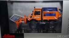 Voitures, camions et fourgons miniatures orange Schüco pour Mercedes