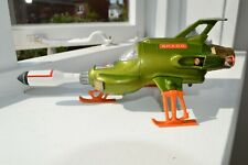 Dinky 351 SHADO UFO Interceptor with working gun and RESIN MISSILE