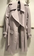 Camilla and Marc Deviation Trench Coat, Size 8