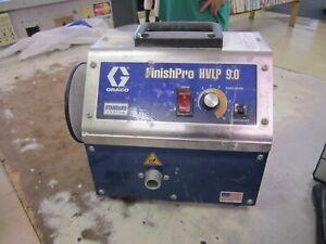 Graco FinishPro HVLP 9.0 Standard Series Sprayer - 17N264