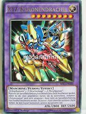YU-GI-OH - 2x XYZ-CANNONE DRAGO-mil1-Millennium Pack
