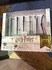 2019 Sdcc Harry Potter Wand Collector Set Think Geek Shared Exclusive