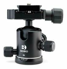 Benro B0 Dual Action Magnesium Ball & Socket Head (UK Stock) BNIB