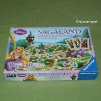 Disney Sagaland Rapunzel ab 6 Jahren von Ravensburger Rar 1A  Top!
