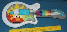 Sesame Street ELMO Let's Rock Guitar - Hasbro Musical Interactive Toy
