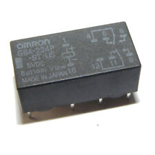 G6A-234P-ST-US 5VDC Low Signal Relay Sealed OMRON