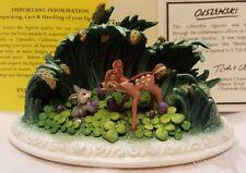 Disney Olszewski Miniatures ~ Try Some of These ~ Bambi ~ MIB