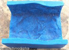 3 Concrete Cement Landscape Curbing Granite Belgium Block Texture Imprint Stamp
