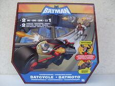 batman batmoto batcycle 2 in 1 trasformabile transforming vehicle figure R2578