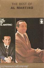 AL MARTINO - The Best Of Al Martino (UK 16 Tk Cassette Album)